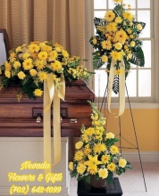 Funeral Package-20 (Yellow)